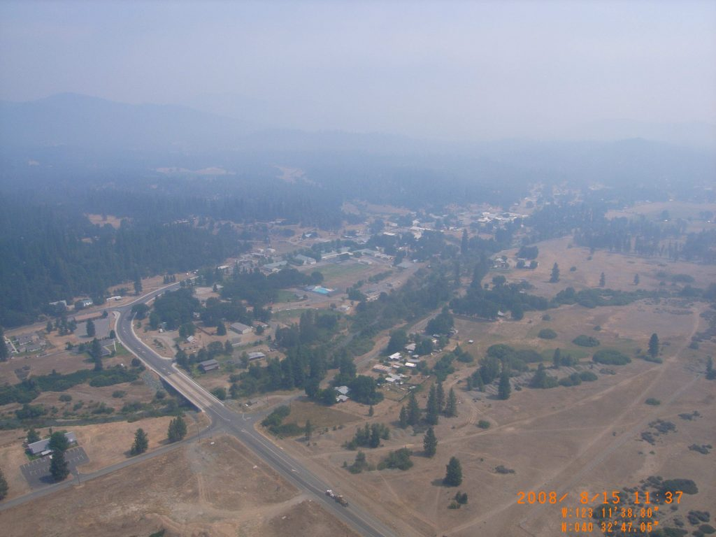 2008 Lime Complex Fire