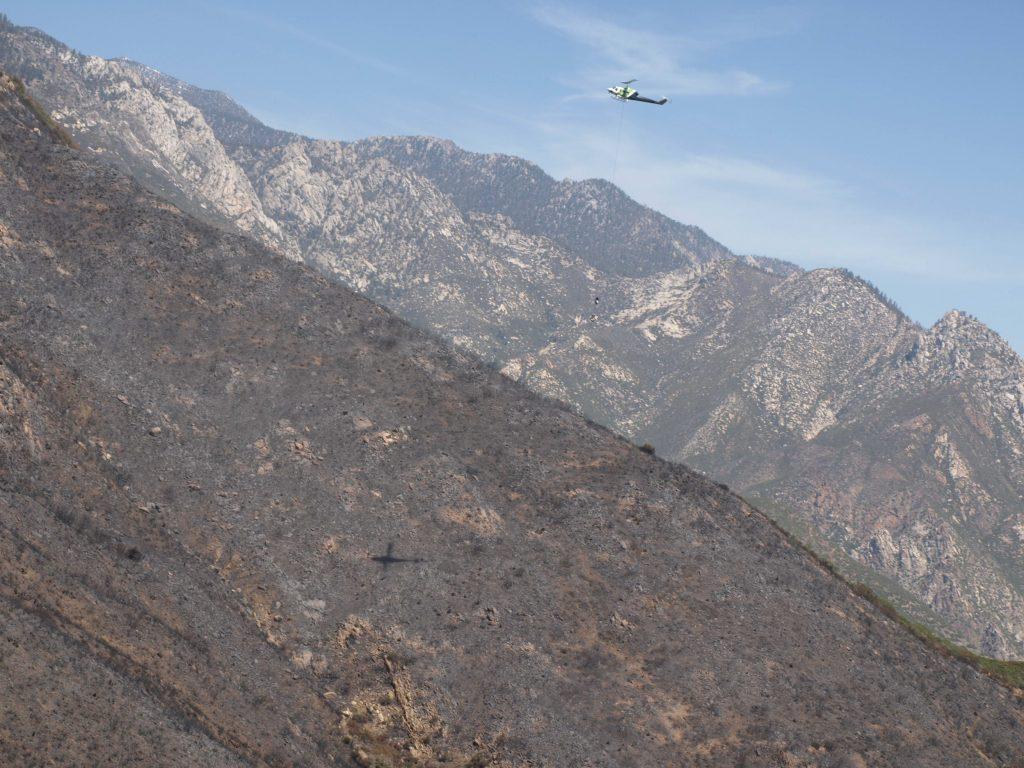 2008 Santa Ana Fire