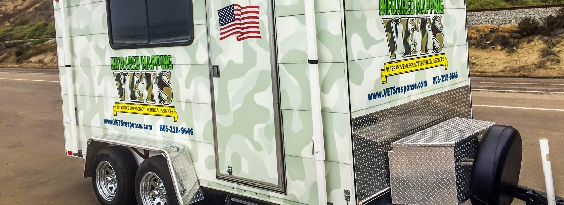 VETS Response Mobile Command Trailer