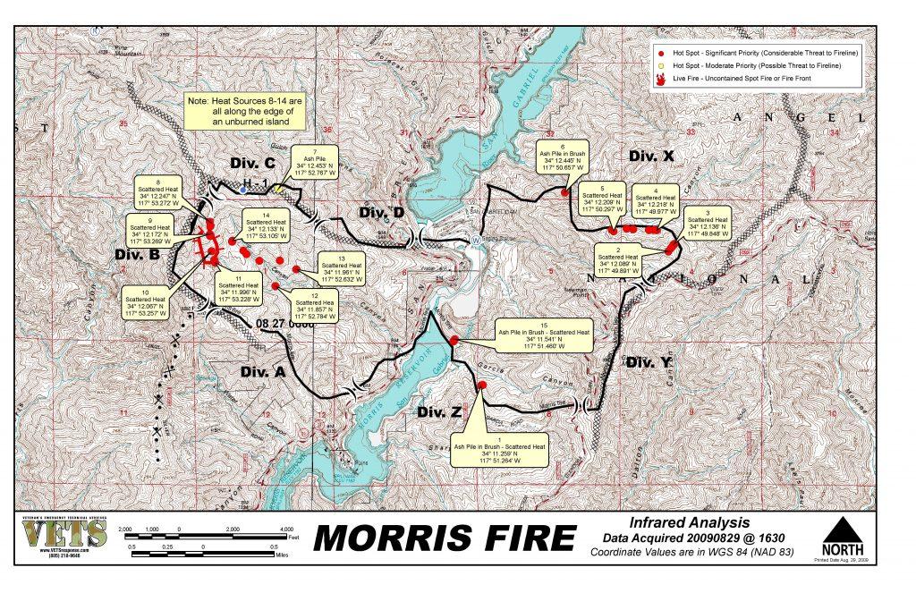 2009 Morris Fire